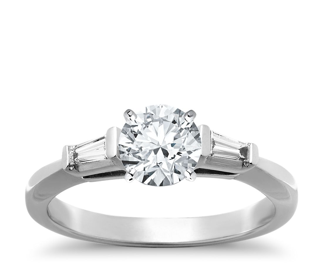 a8da42eac9b437 What Is A Baguette Diamond Engagement Ring | Stanford Center for ...