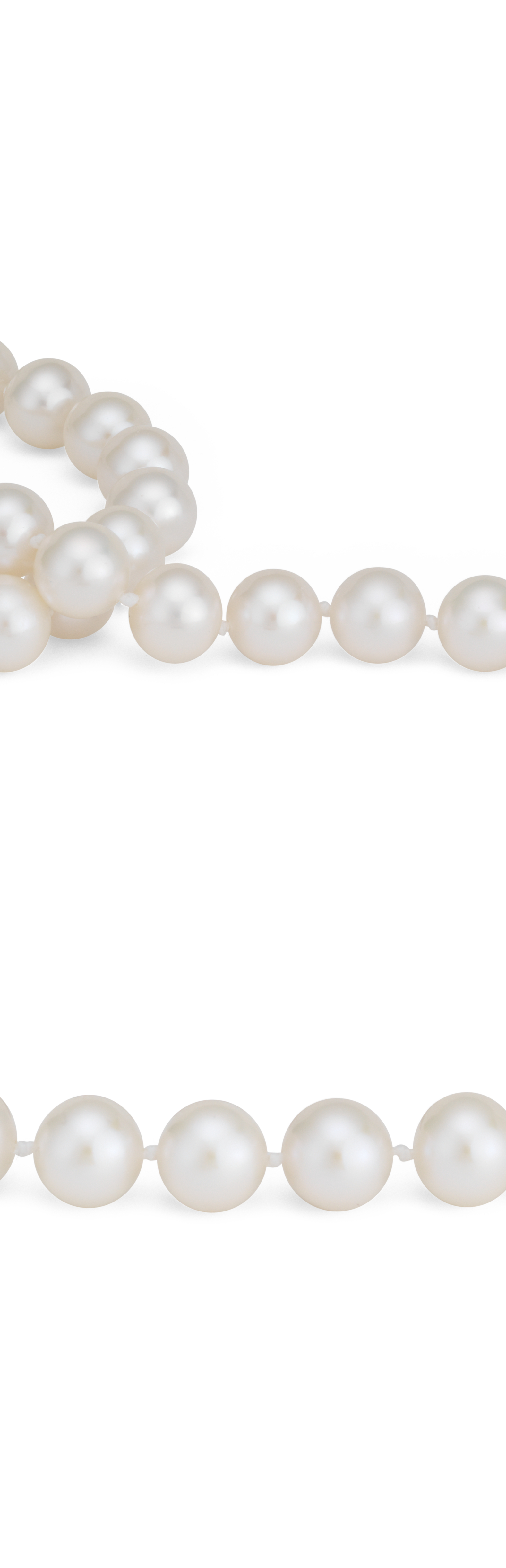 Freshwater Pearl Strands with 14k White or Yellow Gold