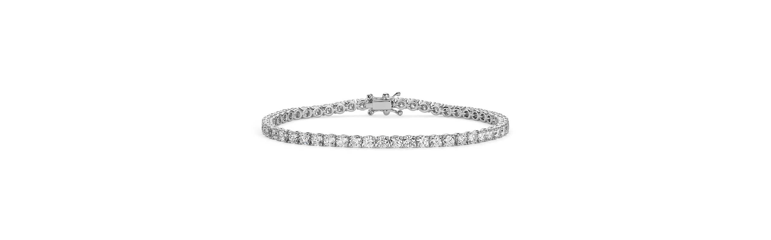 Diamond Tennis Bracelets 50% off