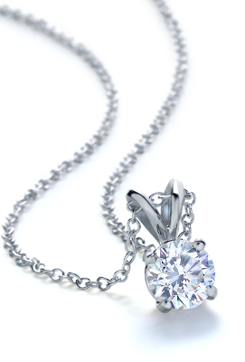 Build Your Own Diamond Pendant®