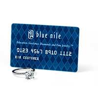 The Blue Nile Credit Card