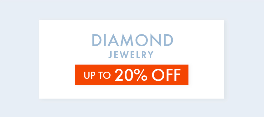 Diamond Jewelry 15-20% OFF