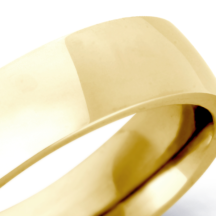 Men's Gold Wedding Rings