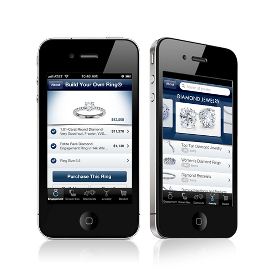 Blue Nile iPhone App