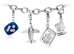 Travel Charm Bracelet Starter Idea