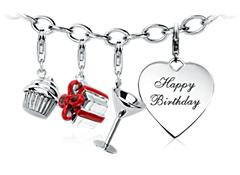 It's Your Birthday Charm Bracelet Starter Idea