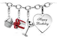 Happy Birthday Charm Starter