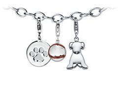 """""""Woof!"""" Charm Bracelet Starter Idea"""