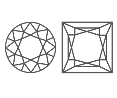Learn about Diamond Shapes