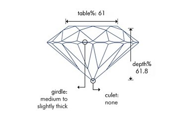 Diamond Anatomy
