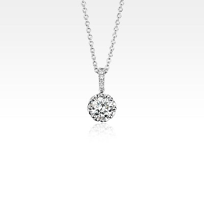 Colin Cowie Diamond Pendant in 14k White Gold (3/4ct tw)